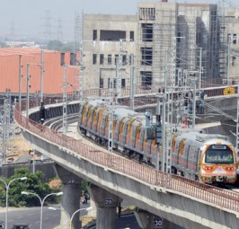 Jaipur Metro's second stage likely to be completed by March 2018