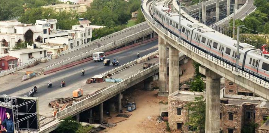 Welcome to Jaipur Metro Rail