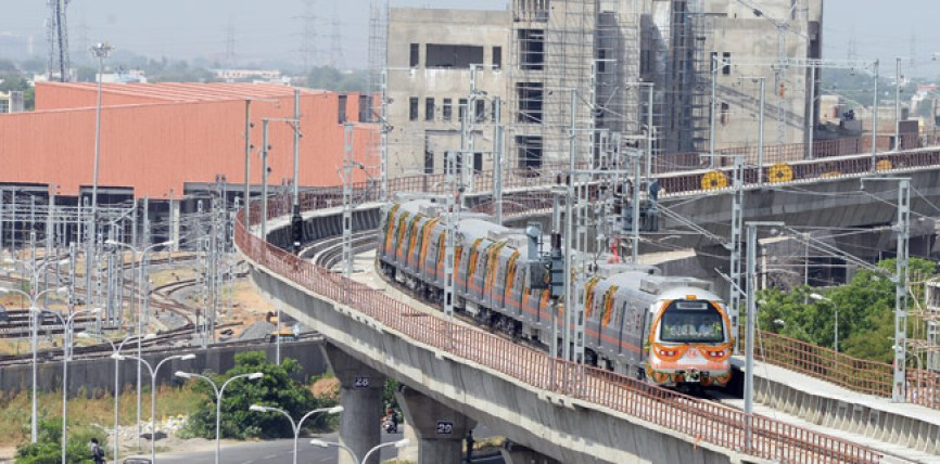 Jaipur Metro's first birthday on Friday, JMRC ask suggestions for better service