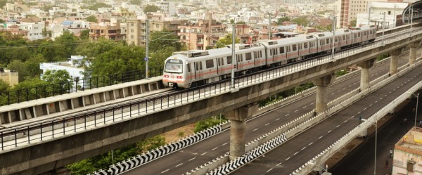 Jaipur Metro suited The People and more than 30 thousand Passengers Travel per day