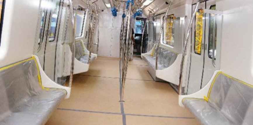 No more wait, Metro help babies to get their mother Love